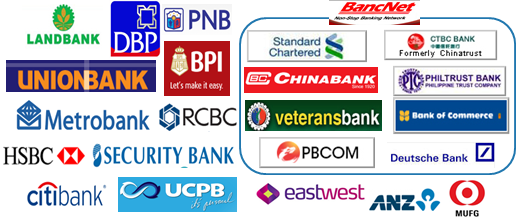 List of Authorized Agent Banks Accepting Tax Payments